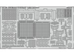 FOTOINCISIONI EDUARD PER USS Hornet CV-8 p. 2 - radar antennas (Merit)