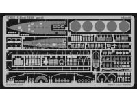 FOTOINCISIONI EDUARD PER U-Boat VII D 1:44 ( Revell)