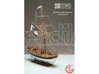 MODELLISMO NAVALE COREL KING OF PRUSSIA 1:42