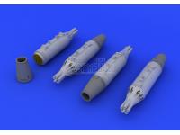 EDUARD BRASSIN MODELLISMO 1/72 UB-16 rocket pods