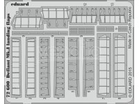 FOTOINCISIONI MODELLISMO EDUARD PER Defiant Mk.I landing flaps (Airfix)