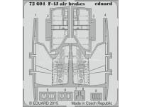 FOTOINCISIONI MODELLISMO EDUARD PER F-4J air brakes (Academy)