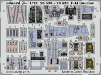 FOTOINCISIONI MODELLISMO EDUARD PER F-4J self ad (Academy)