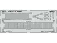 FOTOINCISIONI EDUARD 1/48 PER MiG-21 UM ladder (Trumpeter)