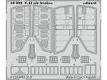 FOTOINCISIONI EDUARD 1/48 PER F-4J brakes (Academy)