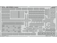 FOTOINCISIONI EDUARD 1/48 PER MiG -23MLD weapons (Trumpeter)