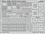 FOTOINCISIONI EDUARD 1/48 PER Spitfire Mk.XVI surface panels (Eduard)