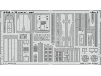 FOTOINCISIONI EDUARD 1/48 PER A-10C exterior (Italeri)