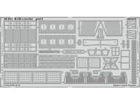 FOTOINCISIONI EDUARD 1/48 PER B-1B exterior (Revell)