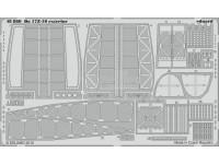 FOTOINCISIONI EDUARD 1/48 PER Do 17Z-10 exterior (ICM)