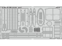 FOTOINCISIONI EDUARD 1/32 PER OV-10D exterior (Kitty Hawk)