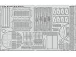 FOTOINCISIONI EDUARD 1/32 Mosquito Mk.IV bomb bay (HKM)