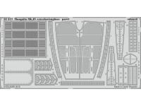 FOTOINCISIONI EDUARD 1/32 Mosquito Mk.IV exterior/engines (HKM)
