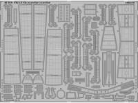 FOTOINCISIONI EDUARD 1/48 EKA-3 Skywarrior exterior (Trumpeter)