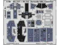 FOTOINCISIONI EDUARD 1/48 Tornado GR.4 interior (Revell)