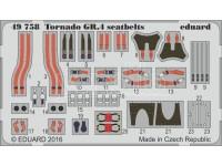 FOTOINCISIONI EDUARD 1/48 Tornado GR.4 seatbelts (Revell)