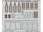 FOTOINCISIONI EDUARD 1/48 EKA-3 Skywarrior satbelts (Trumpeter)