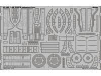 FOTOINCISIONI EDUARD 1/32 A-6E TRAM undercarriage (Trumpeter)