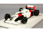 TSM MODEL MODELLINO AUTO 1:43 McLAREN MP4/6 n.1 AYRTON SENNA 2ND PLACE JAPANESE GP 1991 WORLD CHAMPION F1 199