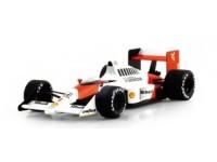 TSM MODEL MODELLINO AUTO 1:43 McLAREN MP4/5 n.1 AYRTON SENNA WINNER GERMAN GP 1989