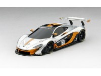 TSM MODEL MODELLINO AUTO 1:43 McLAREN P1 GTR PEBBLE BEACH 2014