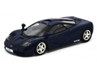 TSM MODEL MODELLINO AUTO 1:43 McLAREN F1 1993 XP-5 1998 WORLD RECORD 243 MPH