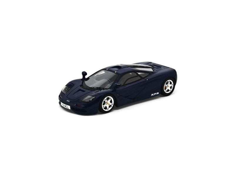 TSM MODEL MODELLINO AUTO 1:43 McLAREN F1 1993 XP-5 1998 WORLD RECORD 243 MPH