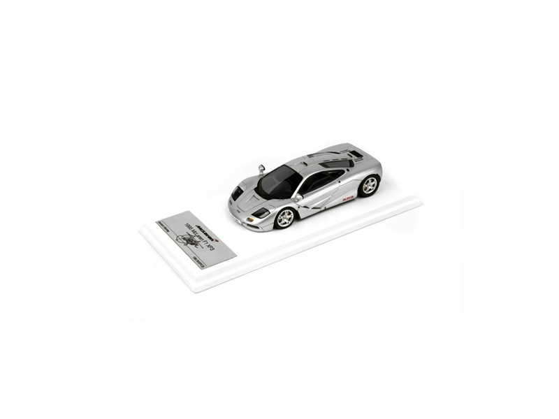 TSM MODEL MODELLINO AUTO 1:43 McLAREN F1 XP-3 AUTOGRAFATA DA GORDON MURRAY