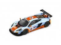 TSM MODEL MODELLINO AUTO 1:43 McLAREN MP4-12C GT3 N.69 GULF 24H SPA 2013