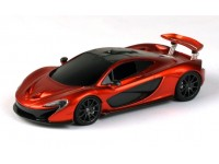 TSM MODEL 1/43 McLAREN P1 ORANGE 2012 MONDIAL DE L'AUTOMOBILE MODELLINO