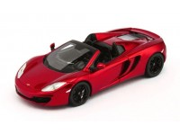 TSM MODEL CAR MODEL 1:43 McLAREN MP4-12C SPIDER 2013 VOLCANO RED
