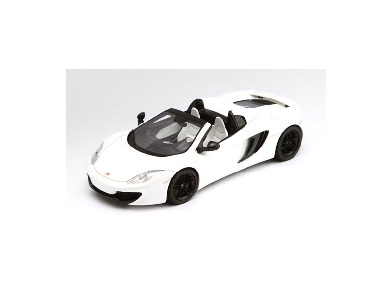 TSM MODEL MODELLINO AUTO 1:43 McLAREN MP4-12C SPIDER 2013 WHITE