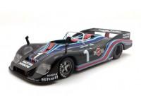 TSM MODEL MODELLINO AUTO 1:18 PORSCHE 936/76 n.1 MARTINI RACING R. STOMMELEN 300 KM NURBURGRING 1976