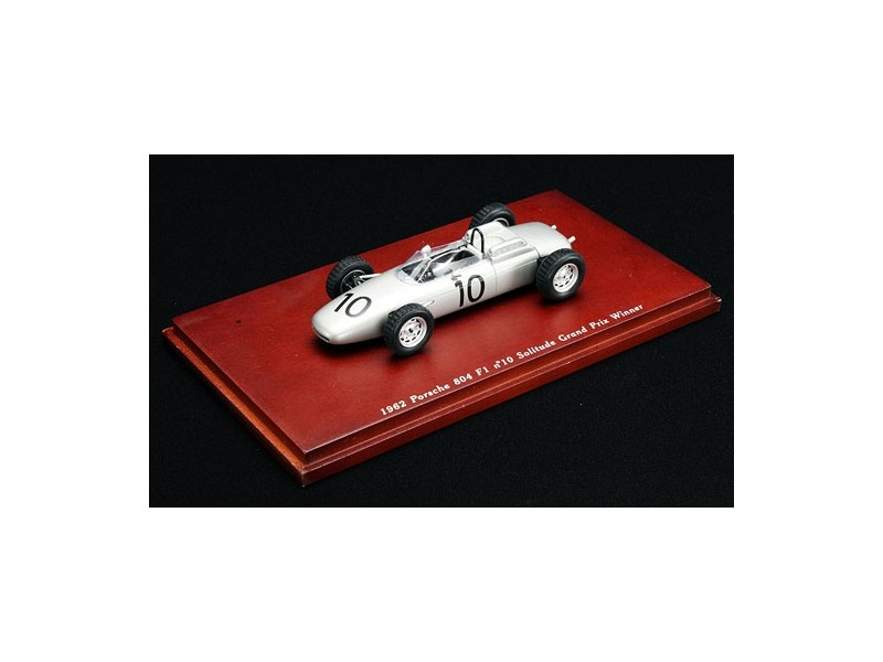 TSM MODEL MODELLINO AUTO 1:43 PORSCHE TYPE 804 F1 1962 WINNER SOLITUDE GRAND PRIX