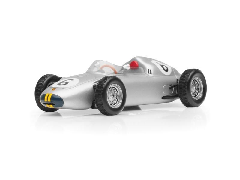 TSM MODEL MODELLINO AUTO 1:43 PORSCHE 718 n.6 JO BONNIER 1ST PLACE NURBURGRING 1960