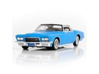 TSM MODEL MODELLINO AUTO 1:43 BUICK RIVIERA 1971 STRATOMIST BLUE