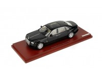 TSM MODEL MODELLINO AUTO 1:43 ROLLS ROYCE GHOST EWB DIAMOND BLACK 2012