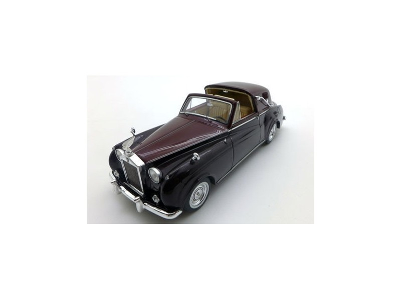 TSM MODEL MODELLINO AUTO 1:43 ROLLS ROYCE SILVER CLOUD I SEDANCA JAMES YOUNG 1958