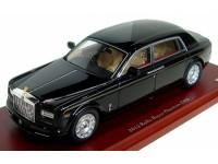 TSM MODEL MODELLINO AUTO 1:43 ROLLS ROYCE PHANTOM EWB SEDAN DIAMOND BLACK 2012