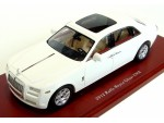 TSM MODEL MODELLINO AUTO 1:43 ROLLS ROYCE GHOST EWB ENGLISH WHITE 2012