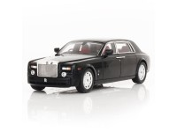 TSM MODEL MODELLINO AUTO 1:43 ROLLS ROYCE PHANTOM LWB 2010 BLACK