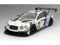 TSM MODEL MODELLINO AUTO 1:18 BENTLEY GT3 BRITISH GT GENERATION 2014