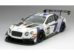 TSM MODEL MODELLINO AUTO 1:18 BENTLEY GT3 BRITISH GT GENERATION 2014