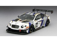 TSM MODEL MODELLINO AUTO 1:43 BENTLEY GT3 n.200 BRITISH GT GENERATION 2014