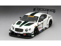 TSM MODEL MODELLINO AUTO 1:43 BENTLEY GT3 n.8 DYSON RACONG 3RD PLACE SONOMA GRAND PRIX 2014