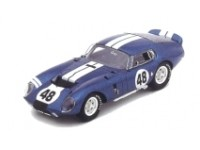 TSM MODEL MODELLINO AUTO 1:43 SHELBY DAYTONA COUPE' CSX2601 n. 48 ALAN MANN RACING