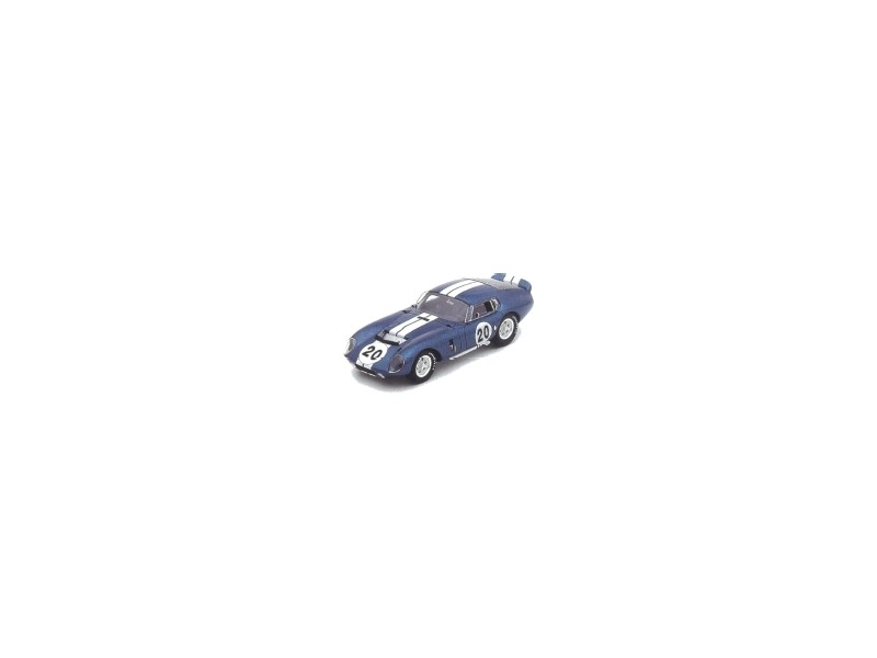 TSM MODEL MODELLINO AUTO 1:43 SHELBY DAYTONA COUPE' CSX2601 N.20 ALAN MANN RACING