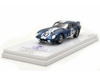 TSM MODEL MODELLINO AUTO 1:43 SHELBY DAYTONA COUPE' CSX2287 n.10 JOHNSON PAYNE 24H LE MANS 1965