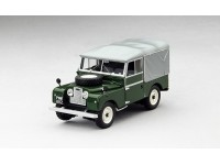 TSM MODEL MODELLINO AUTO 1:43 LAND ROVER SERIES I 88 SOFT TOP BRONZE GREEN