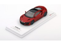 TSM MODEL MODELLINO AUTO 1:43 HONDA NSX 2015 RED